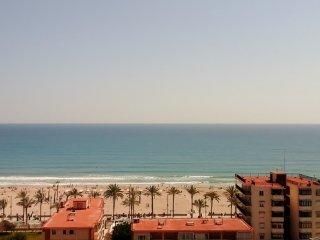 Apartamento con vistas panorámicas al mar, Alicante