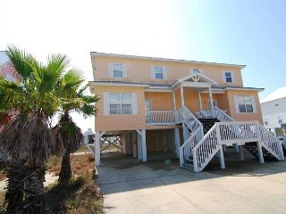 Spacious Gulf View House in Beautiful Fort Morgan!