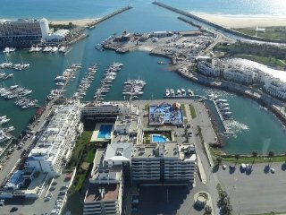 Front Marina luxurious 1 bedroom apartment Vilamarina 10