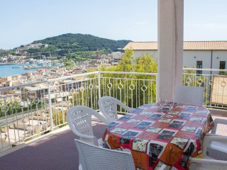 Penthouse of the rising sun overlooking the bay, Gaeta