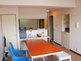 【15mins to Shinjuku】3LDK big room FREE WiFi, Nerima