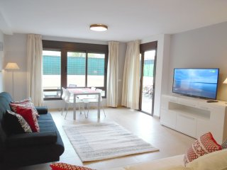 Ground floor apartment with private garden, Palm-Mar