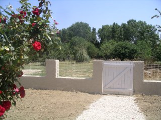 T1 bis 5 personnes dans grande propriété arborée, Saint-Cyprien