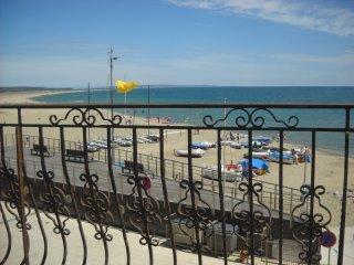 Un balcon sur mer