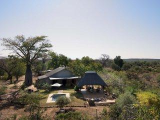 Baobab Hill Bush House, Musina