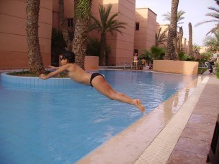 Beautiful riad style apartment, Marrakech