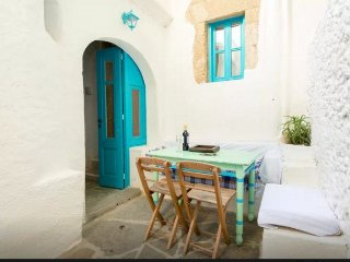 Villa Castro, 15th century traditional village house in Koskinou, Rhodes, Greece