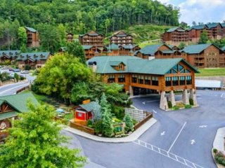 One Bedroom Villa - Westgate Smoky Mountain Resort