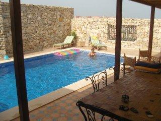 Luxueux appart vue mer dans villa avec piscineDar1, Agadir
