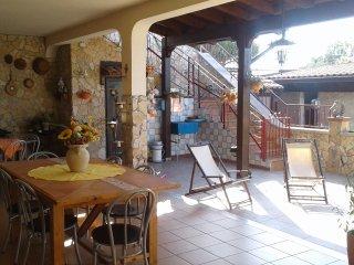 casa vacanza in villa lupo, Lecce