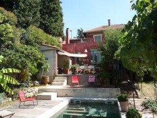 La maison rose, Aix-en-Provence