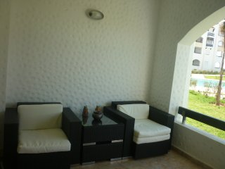 location appartement asilah marina golf