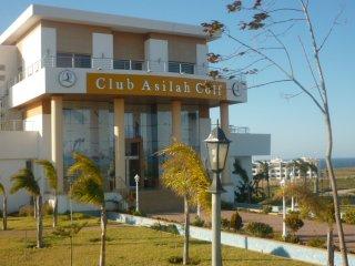 location appartement asilah marina golf Maroc