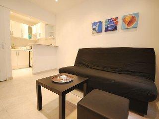 Studio 23m² centre Cannes, 2min Croisette & Plages
