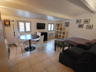 Studio 30m² centre Cannes, 4min Croisette & Plages