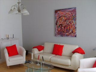 1-Bedroom Furnished Apartment in Stuttgart