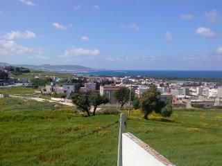 Magnifique dessus de Villa, Bizerte