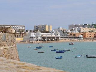 Ático, Casco Histórico de Cádiz WIFI VFT/CA/00186