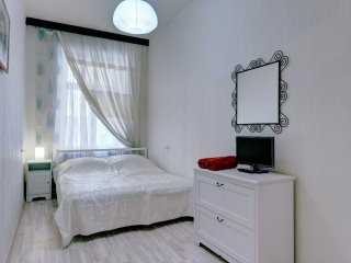 Economy 1-bedroom flat in the centre of city (359)