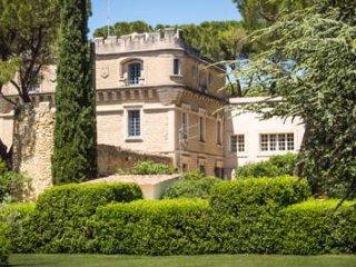 Chateau Eydoux - Le Sergeant, Loriol-du-Comtat