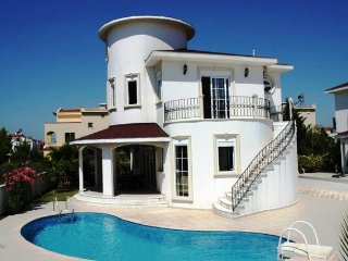 Private pool villa, Belek