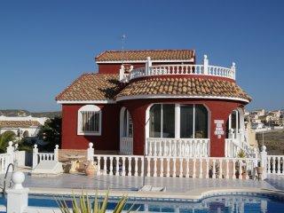 magnifique villa avec piscine privée, Mazarrón