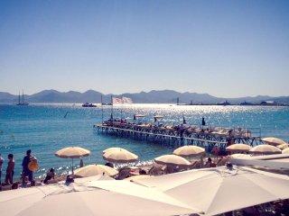 PLAGES, PALAIS des FESTVALS .... C'EST ICI !!, Cannes