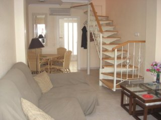 ALB93 3 bedroom Penthouse  for Holidays, Los Alcazares