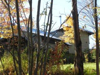 La renardière, Roxton Falls