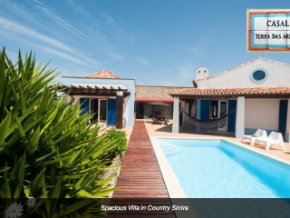 Spacious Villa in Country Sintra