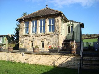 The Old Signal Box, Hexham