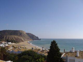 Praia da Luz - great sea views Casa Cyrille