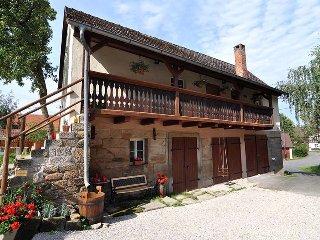 Landhaus Sahrhof, Trebgast