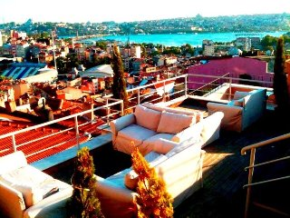 8 HOUSE RESIDENCE WITH AMAZING ROOF TERRACE, Estambul