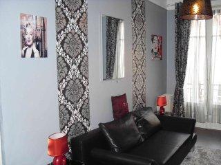 Appartement T1Bis 3* entièrement rénové, Vichy
