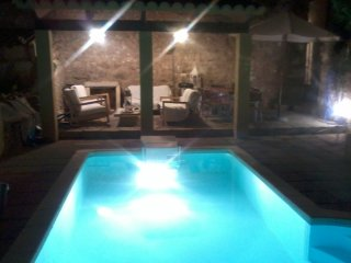 Centric villa for sports. 15 min.from the beach