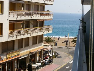 Apartamento Ancora, primera linea de playa, Tossa de Mar