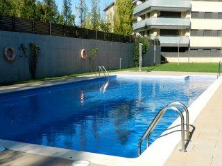 Apartamento con piscina 6 personas en Tossa de Mar