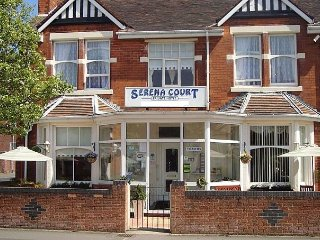Serena Court Hotel Double Room, Skegness