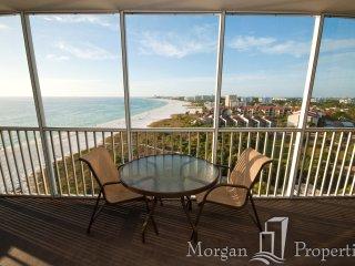 Morgan Properties-Crystal Sands 1107-2 Bed/2 Bath, Siesta Key