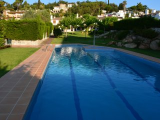Casa Merce, con piscina comunitaria junto playa, Tossa de Mar