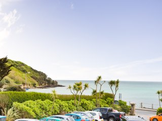 Tregellas, a one bedroom apartment with parking, Falmouth