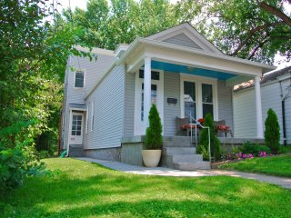 Charming shotgun in walkable district | Louisville