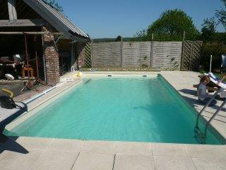 "SPA - Villa ""Tolifaz"" avec piscine et jardin"