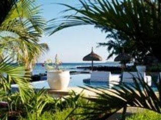 Leora: Appartement de luxe, résidence front de mer, Tamarin