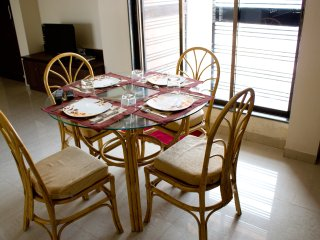 Luxury Apartment with Private Terrace, Mumbai (Bombay)