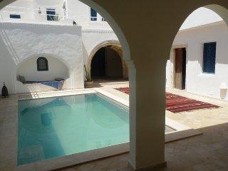 Riad, maison de charme à Djerba, Erriadh