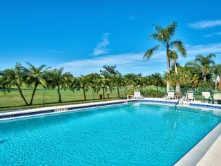 Capri Vacation Rental at the Lely Golf Estates