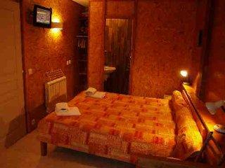 Chambre confort à l'Abri d'Arlos, Saint-Beat