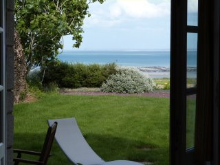 cottage abricot vue mer, Cancale